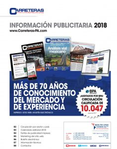 Carreteras PA Media Pack 2018
