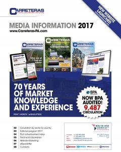 Carreteras PA Media Kit 2017