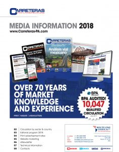 Carreteras PA Media Kit 2018