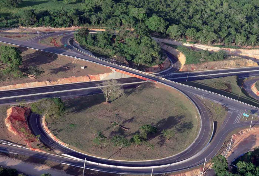 La red vial p18