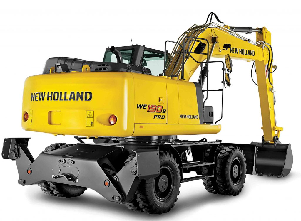 New Holland We190B Pro