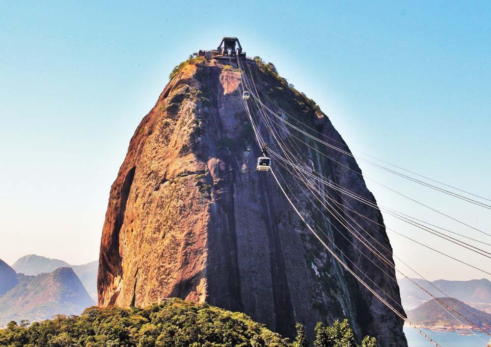 Olimpo: Rio de Janerio Brazil