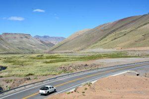 Argentina finaliza la pavimentación de la Ruta Nacional 145 que une con Chile