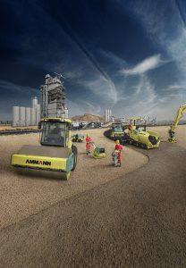 Maquinaria de Ammann Group