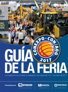 Guila De La Feria Conexpo Guide cover