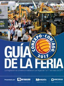 Guila De La Feria Conexpo Guide cover