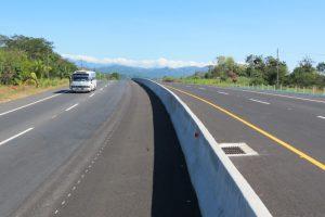 vía Santiago-David en Panamá