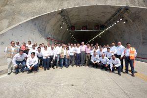 Túnel Acapulco en México