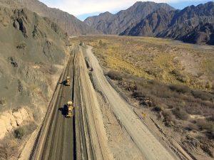 rutas 149 y 150, en Argentina