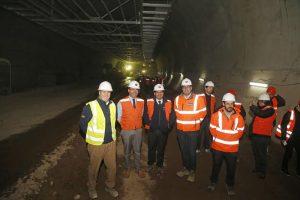 Chile túnel Kennedy